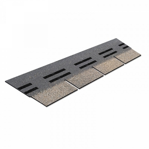 Фасадная плитка, коллекция КИРПИЧ. Серо-бежевый