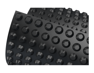 Мембрана профилированная PLANTER Eco, 2х10м