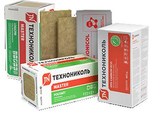 Базальтовый минеральный утеплитель ТехноНИКОЛЬ